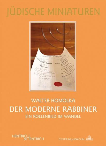 Der moderne Rabbiner