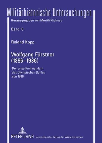 Wolfgang Fürstner (1886-1936)