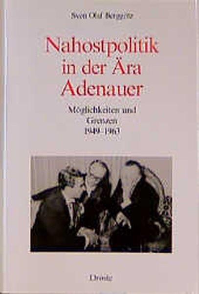 Nahostpolitik in der Ära Adenauer