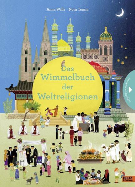 Das Wimmelbuch der Weltreligionen