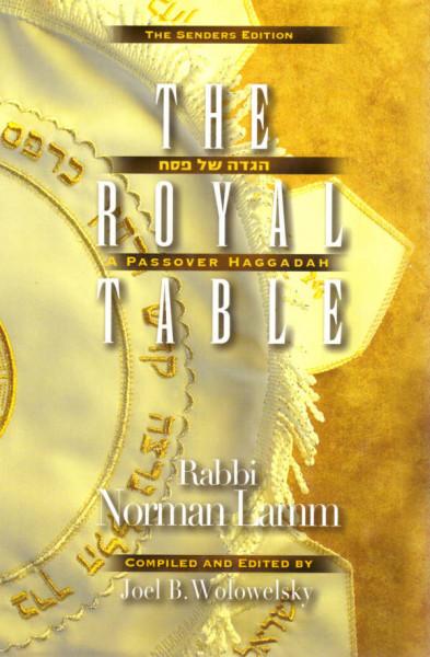 The Royal Table. Passover Haggadah