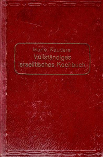 Vollständiges israelitisches Kochbuch