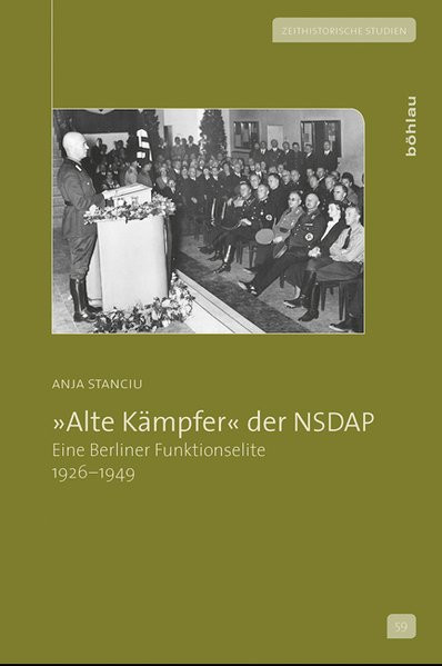 """Alte Kämpfer"" der NSDAP"