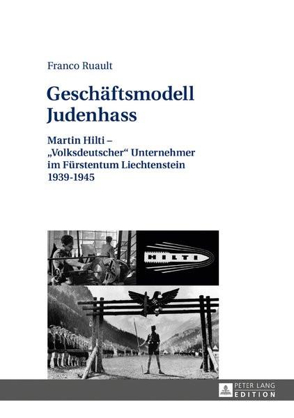 Geschäftsmodell Judenhass