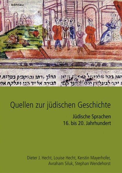 Quellen zur jüdischen Geschichte