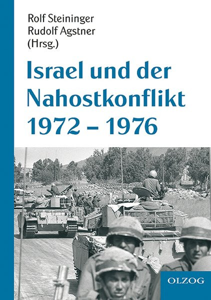 Israel und der Nahostkonflikt 1972 -1976