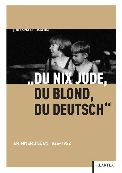 """Du nix Jude, du blond, du deutsch"""