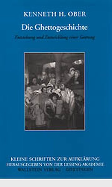 Die Ghettogeschichte - Entstehung und Entwicklung einer Gattung