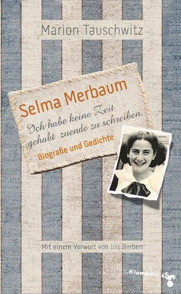 Selma Meerbaum - Ich habe keine Zeit gehabt zuende zu schreiben