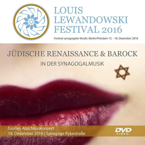 Louis Lewandowski Festival 2016