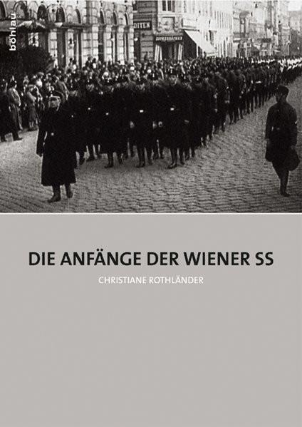 Die Anfänge der Wiener SS
