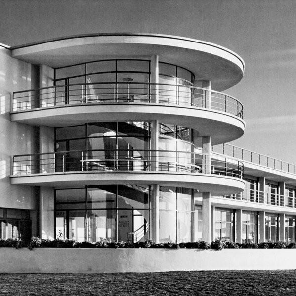 Deutsche Architekten in Großbritannien. Planen und Bauen im Exil 1933-1945