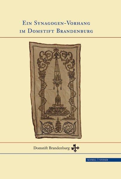 Ein Synagogen-Vorhang im Domstift Brandenburg