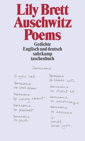 Auschwitz Poems. Gedichte. Englisch und deutsch