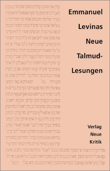 Neue Talmud-Lesungen