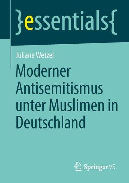 Moderner Antisemitismus unter Muslimen in Deutschland