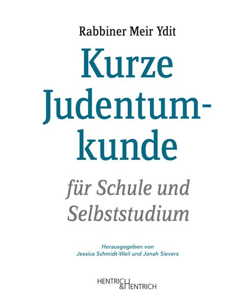Kurze Judentumkunde