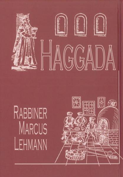 Pessach-Haggada von Rabbiner Marcus Lehmann