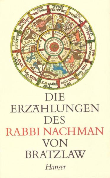 Die Erzählungen des Rabbi Nachman von Bratzlaw