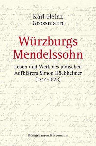 Würzburgs Mendelssohn