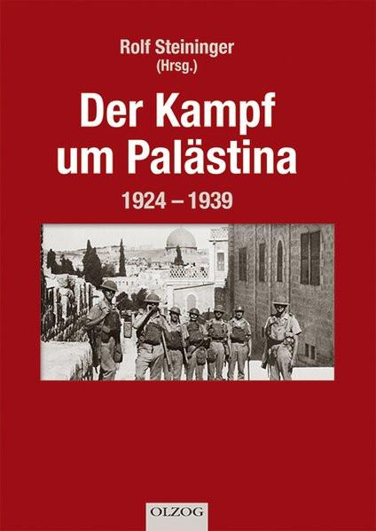 Der Kampf um Palästina 1924-1939