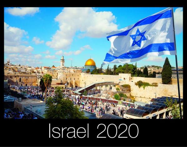 Israelkalender 2020