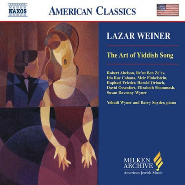 American Classics - The Art of Yiddish Song