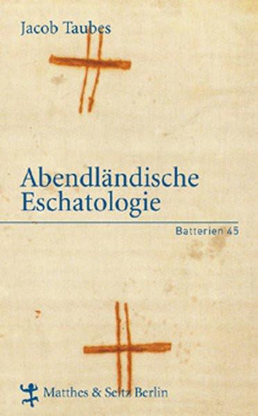 Abendländische Eschatologie