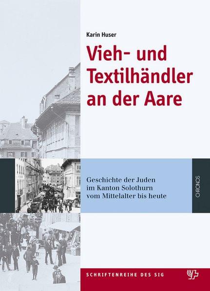Vieh- und Textilhändler an der Aare