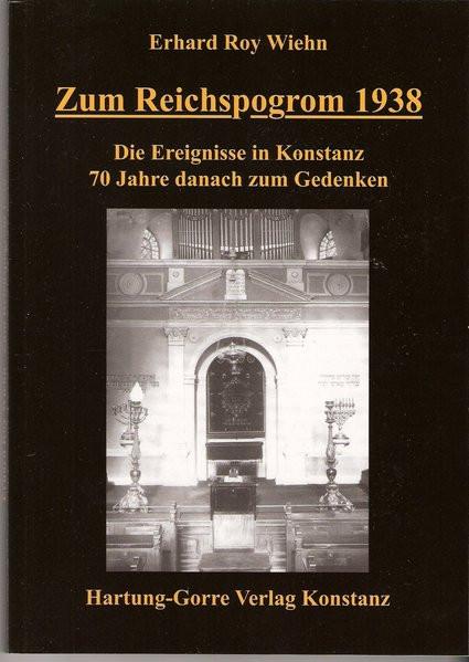 Zum Reichspogrom 1938
