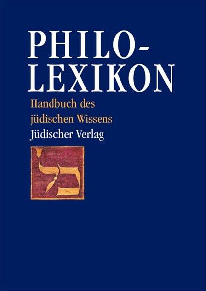 Philo-Lexikon. Handbuch jüdischen Wissens