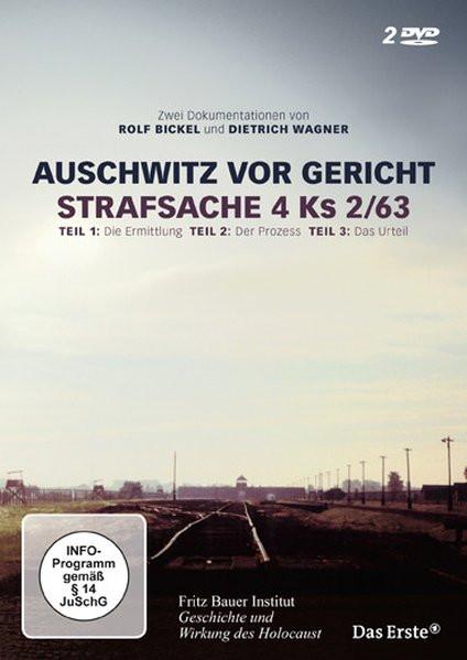 Auschwitz vor Gericht. Strafsache 4 Ks 2/63