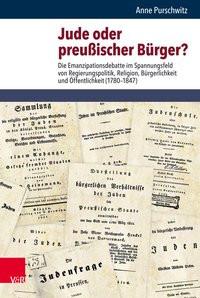 Jude oder preußischer Bürger?