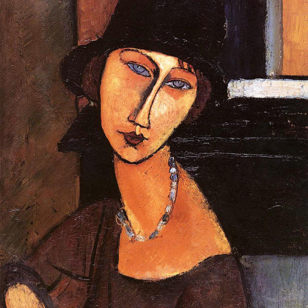 Amedeo Modigliani - Sensual Portraits 2019