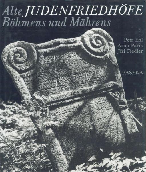 Alte Judenfriedhöfe Böhmens und Mährens