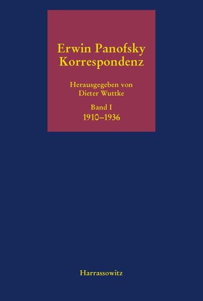 Korrespondenz 1910-1968