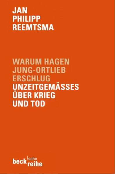 Warum Hagen Jung-Ortlieb erschlug