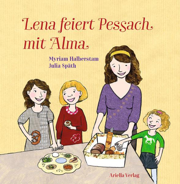 Lena feiert Pessach mit Alma