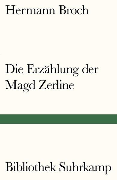Die Erzählung der Magd Zerline