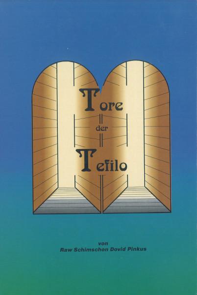 Tore der Tefilo